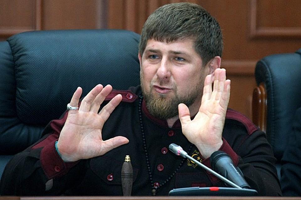 Чечня против пенсионной реформы