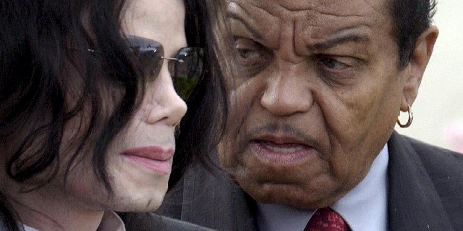 Майкла Джексона кастрировал отец