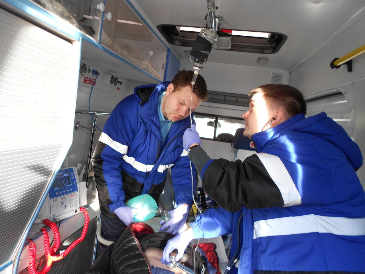 Смертельная авария произошла в Дятьковском районе области