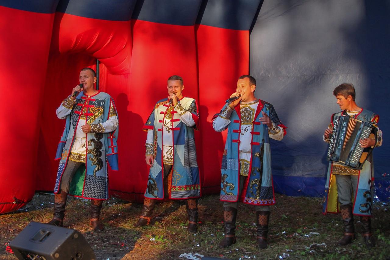 Брянская «Ватага» отправляется с концертами в Приднестровье