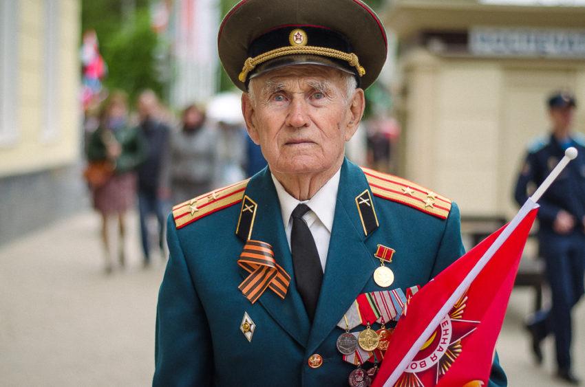 На Брянщине в живых осталось 656 ветеранов Великой Отечественной войны