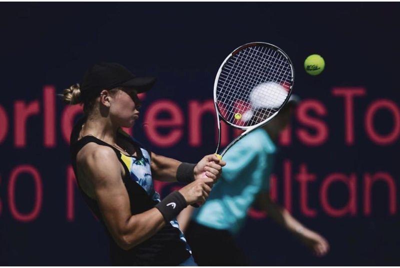Влада Коваль взяла «бронзу» на турнире в Словакии