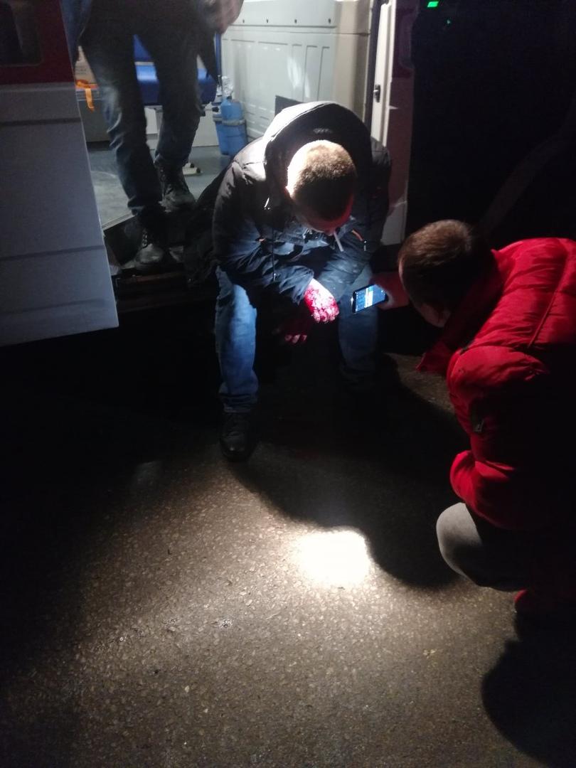 Соцсети: водитель влетевший в грузовик под Брянском был пьян, пассажир скончался