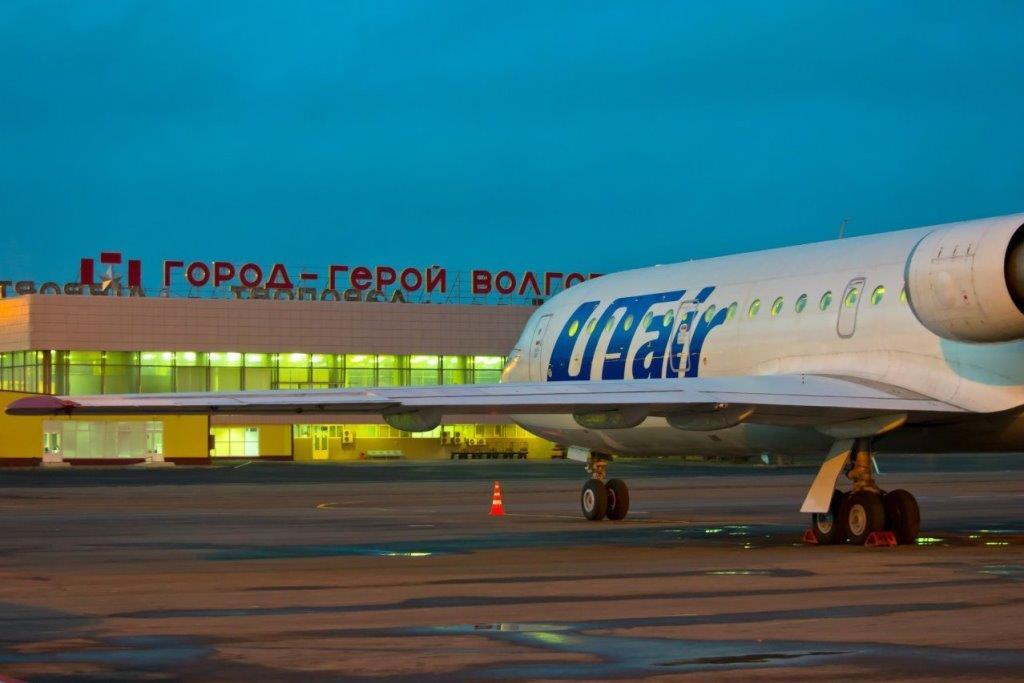 Брянск с Волгоградом может связать прямой авиарейс
