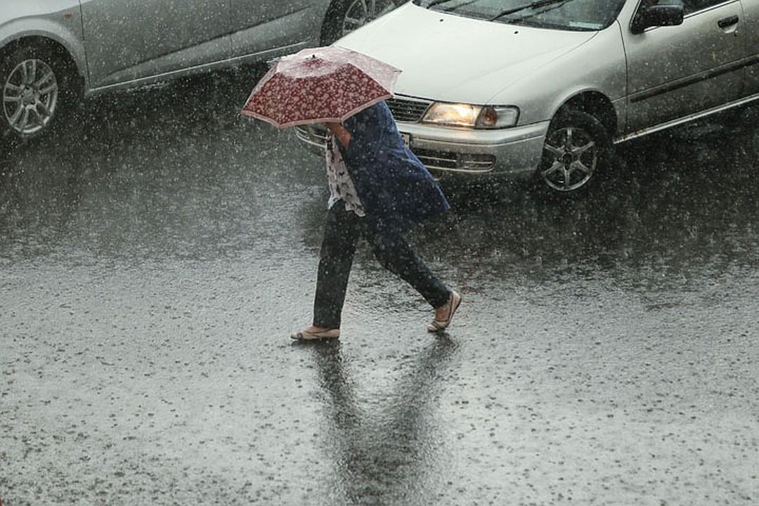 В пятницу в Брянске снова возможны грозы и порывистый ветер