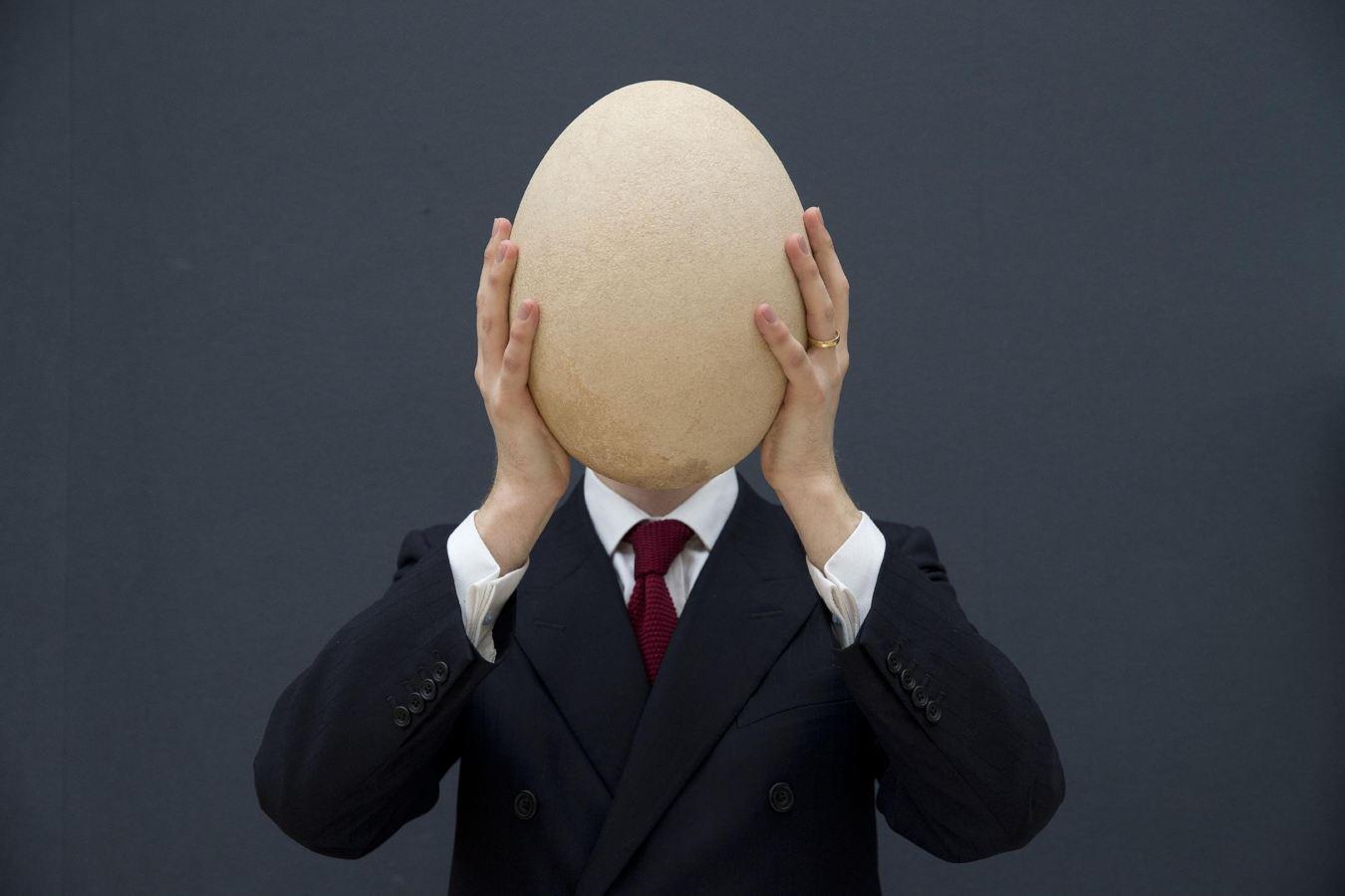 Бешеные яйца: они взрываются прямо во рту