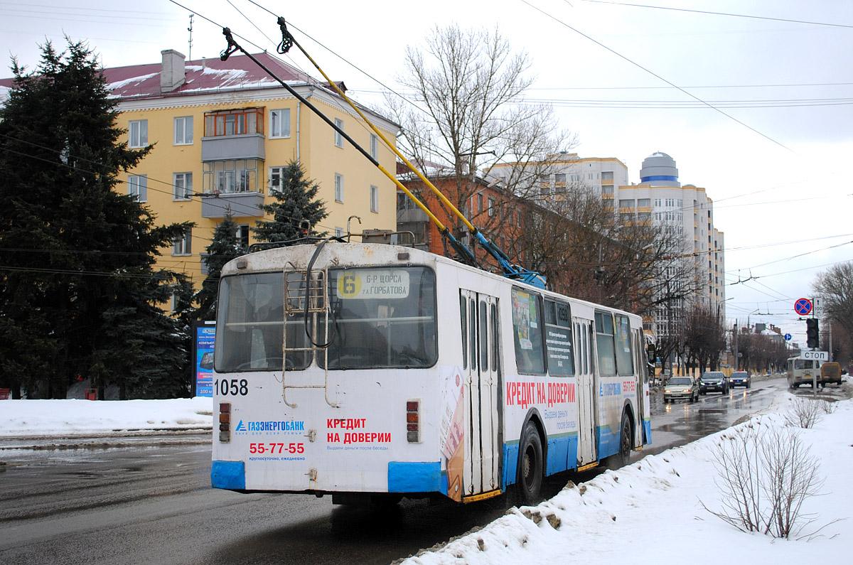 Работникам троллейбусного управления отдали зарплату за прошлый год
