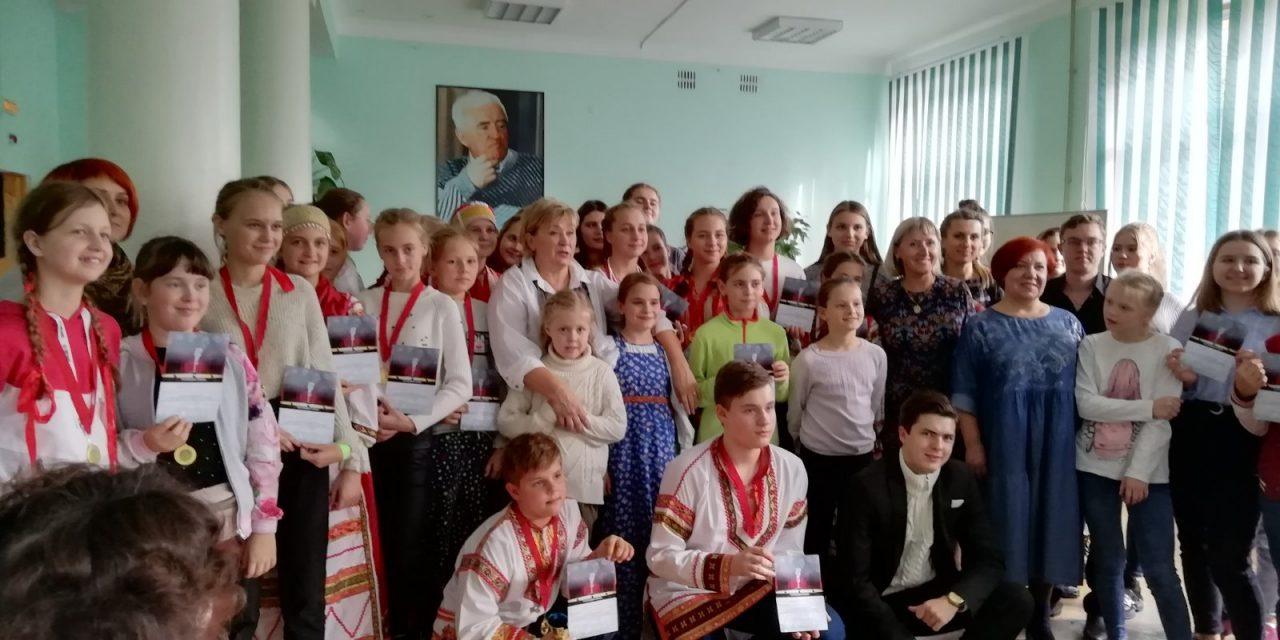 Брянский «Народный вокал» оценили в Курске