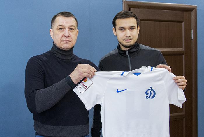 О новом защитнике рассказали в брянском «Динамо»
