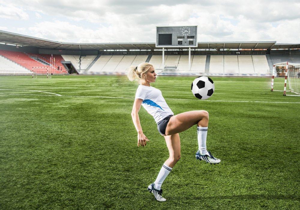Брянцы хотят создать женскую футбольную команду